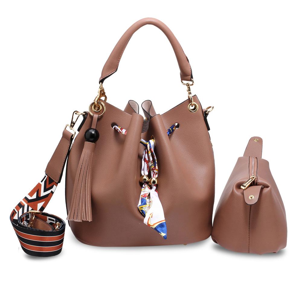 Woman    Γυναικεία Τσάντα    Γυναικεία τσάντα Anna Grace Bucket Bag ... ea955477941