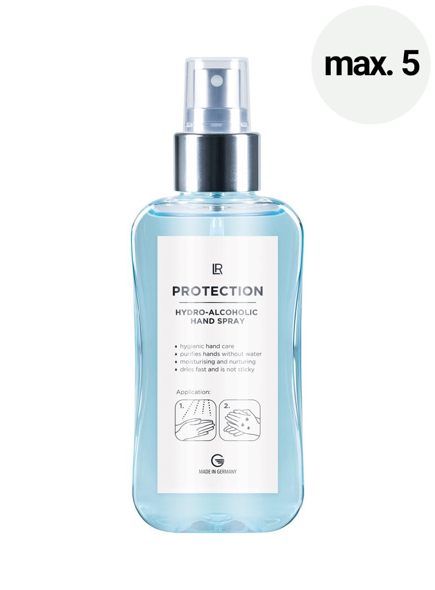 LR PROTECTION HYDRO-ALCOHOLIC ΣΠΡΕΪ ΑΝΤΙΣΗΠΤΙΚΟ ΓΙΑ ΤΑ ΧΕΡΙΑ 24000-1 125 ml