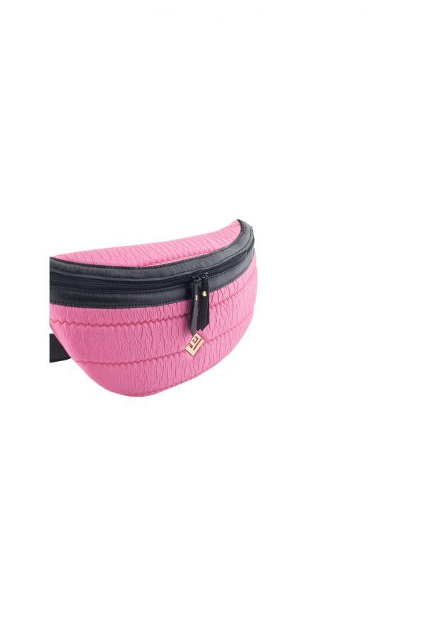 Γυναικείο Τσαντάκι Μέσης Lovely Handmade Billy Belt Bag Phos | Fuchsia - 10B-XFL-25