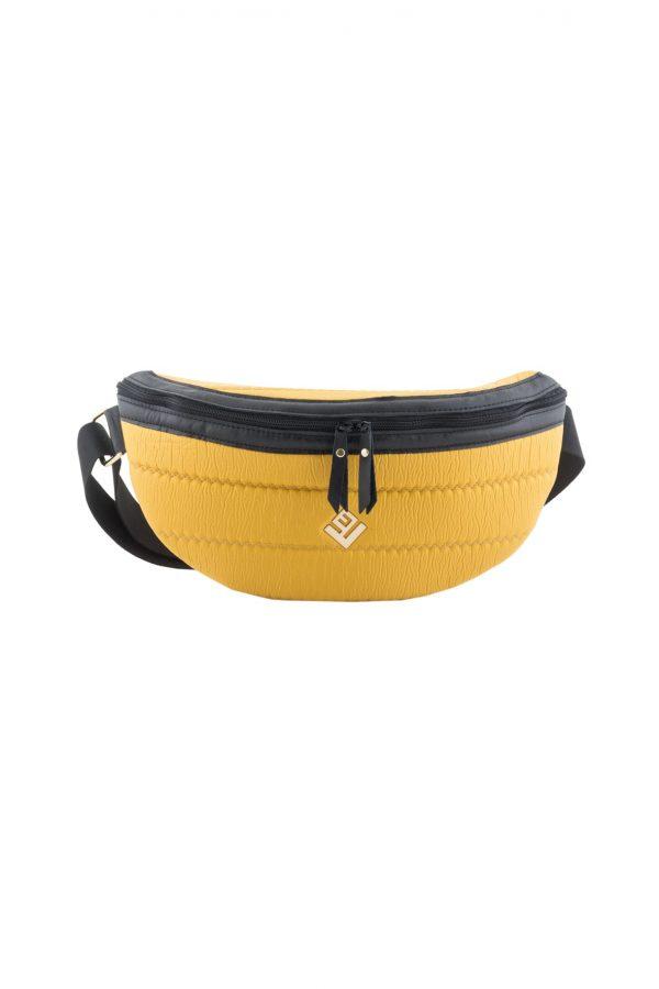 Γυναικείο Τσαντάκι Μέσης Lovely Handmade Billy Belt Bag Phos   Yellow - 10B-XFL-19