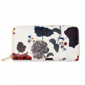 Γυναικείο Πορτοφόλι Anna Grace AGP1108 - Multi Color Floral