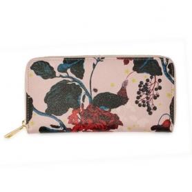 Γυναικείο Πορτοφόλι Anna Grace AGP1108 - Pink Floral