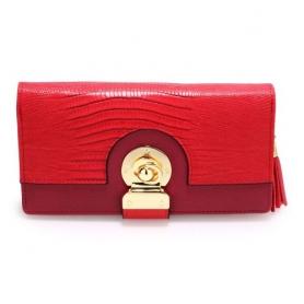 Γυναικείο Πορτοφόλι Anna Grace AGP1092B - Red