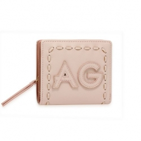 Γυναικείο Πορτοφόλι Anna Grace AGP1105 - Pink