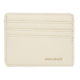 Γυναικεία Καρτοθήκη Anna Grace AGP1120 - Ivory