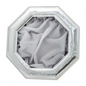 Ασημένια Στεφανοθήκη MA/ST29-L 30x30 white
