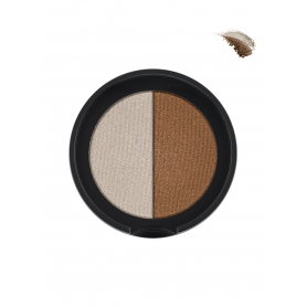 Colours Διπλή Σκιά Ματιών - Taupe n'Bronze Taupe 'n' Bronze