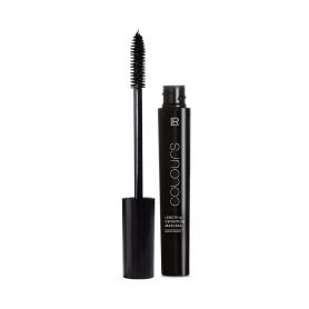 LR Αδιάβροχη Mascara Colours Length & Definition  Absolute Black 7 ml 10266