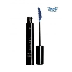 LR Mascara Colours Volume & Curl - Night Blue 10 ml 10002-5