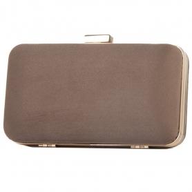 Γυναικείο τσαντάκι clutch Pierro Accessories 90449KS06 πούρο