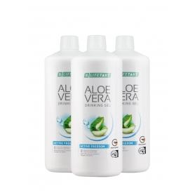 LR Aloe Vera Drinking Gel Active Freedom 80883-481 3000 ml Σετ 3 τεμ