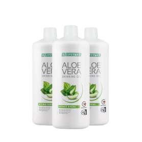 LR Aloe Vera Drinking Gel Intense Sivera 80823-462 3000 ml Σετ 3 τεμ.