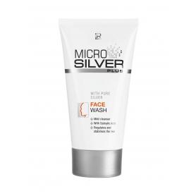 LR Microsilver Plus Kαθαριστικό Προσώπου 25000 150 ml