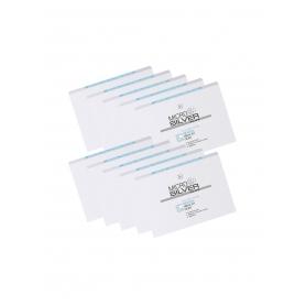 LR Microsilver Plus Οδοντότσιχλα Σετ 10 τεμ 25096-99 140g