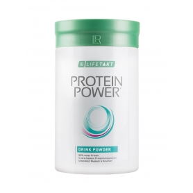 LR Protein Power Pόφημα σε Σκόνη με Γεύση Βανίλια 80550-410 375g