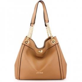Γυναικεία Hobo Shoulder Bag AG00561 - Tan