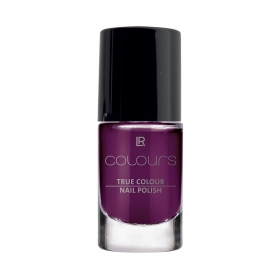 LR Colours Βερνίκι Νυχιών True Colour - Lady Lilac 5.5ml 10400-12