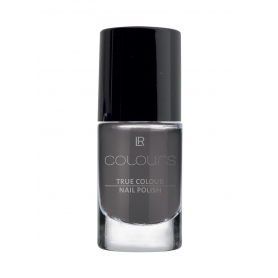 LR Colours Βερνίκι Νυχιών True Colour - Smokey Grey 5.5ml 10400-14