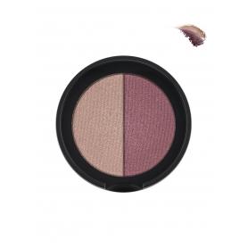 LR Colours Διπλή Σκιά Ματιών - Mauve n'Plum Mauve 'n' Plum 10420-8 2x1,25g