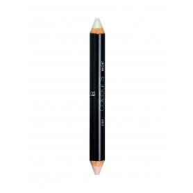 LR Colours Διπλό Μολύβι Ματιών για λάμψη 4.6g 10004