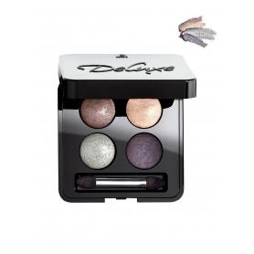 LR Deluxe Artistic Quattro Eyeshadow - Τετραπλή Παλέτα με Σκιές Ματιών - Secret Dawn 20 g 11150-8