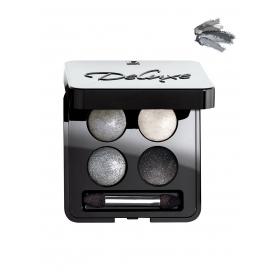 LR Deluxe Artistic Quattro Eyeshadow - Τετραπλή Παλέτα με Σκιές Ματιών - Night Rock 20 g 11150-1
