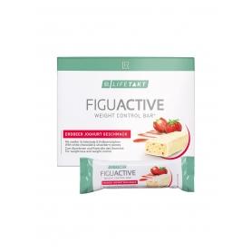 LR LIFETAKT Figu Active 6άδα Μπάρες με γεύση Φράουλα-Γιαούρτι 360g 80284-699