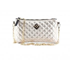 Γυναικεία τσάντα χειρός - ώμου Lovely Handmade Elegant Remvi 7NM-LXC-31 Gold