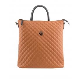 Γυναικεία τσάντα σακίδιο πλάτης - backpack Lovely Handmade Successful Remvi 7LB-C-10 Tabac