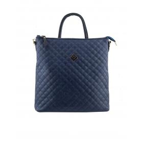 Γυναικεία τσάντα σακίδιο πλάτης - backpack Lovely Handmade Successful Remvi 8LB-C-23 Blue
