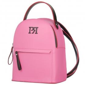 Γυναικεία τσάντα σακίδιο πλάτης Pierro Accessories 90551EC14 Φούξια