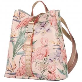 Γυναικείο σακίδιο πλάτης Pierro Accessories 00176EC90 Flamingo
