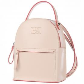 Γυναικεία τσάντα σακίδιο πλάτης Pierro Accessories 90551EC50 Nude