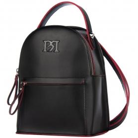 Γυναικεία τσάντα σακίδιο πλάτης Pierro Accessories 90551EC01 μαύρο