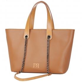Γυναικεία τσάντα χειρός - ώμου Pierro Accessories 90461EC11 ταμπά