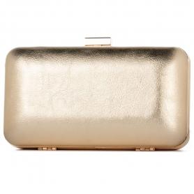 Γυναικείο τσαντάκι clutch Pierro Accessories 90449SY24 χρυσό
