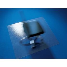 Προστατευτικό δαπέδου διάφανο Ecogrip® O 0,90 x 1,20 για μοκέτα