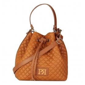 Γυναικεία τσάντα ώμου χειρός πουγκί Pierro Accessories 90400KPT11 Ταμπά