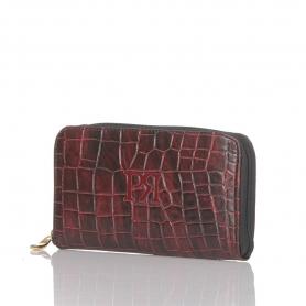 Γυναικείο πορτοφόλι Pierro Accessories 00022KR15 Μπορντώ
