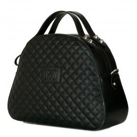 Γυναικεία τσάντα ώμου - χειρός Pierro Accessories 90581KPT01 Μαύρο