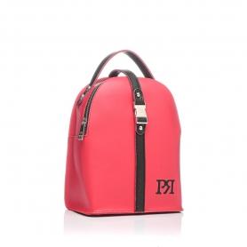 Γυναικεία τσάντα σακίδιο πλάτης Pierro Accessories 90565EC08 Κόκκινο