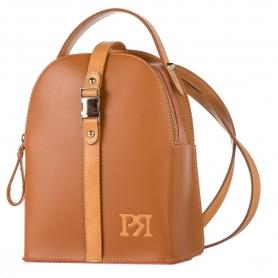 Γυναικεία τσάντα σακίδιο πλάτης Pierro Accessories 90565EC11 ταμπά