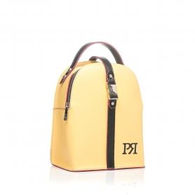 Γυναικεία τσάντα σακίδιο πλάτης Pierro Accessories 90565EC20 Κίτρινο