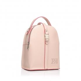 Γυναικεία τσάντα σακίδιο πλάτης Pierro Accessories 90565EC50 Nude