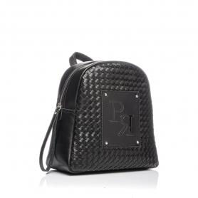 Γυναικεία τσάντα σακίδιο πλάτης Pierro Accessories 90566PL01 Μαύρο