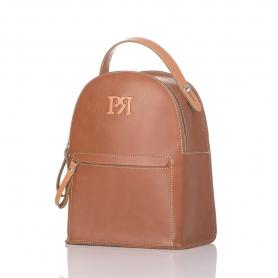 Γυναικεία τσάντα σακίδιο πλάτης Pierro Accessories 90551EC11 ταμπά