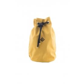 Γυναικεία τσάντα πλάτης Lovely Handmade Arsinoe Felt 9AR-W-46 Mustard