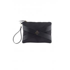 Γυναικεία τσάντα Χειρός Lovely Handmade Carolina Asti 8CAR-L-13 Black
