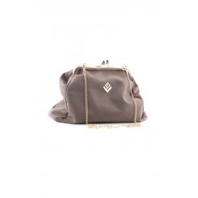 Γυναικεία τσάντα Χειρός Lovely Handmade Marais Felt 9MV-W-07 Taupe