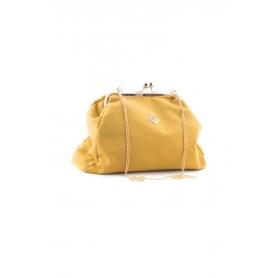 Γυναικεία τσάντα Χειρός Lovely Handmade Marais Felt 9MV-W-46 Mustard